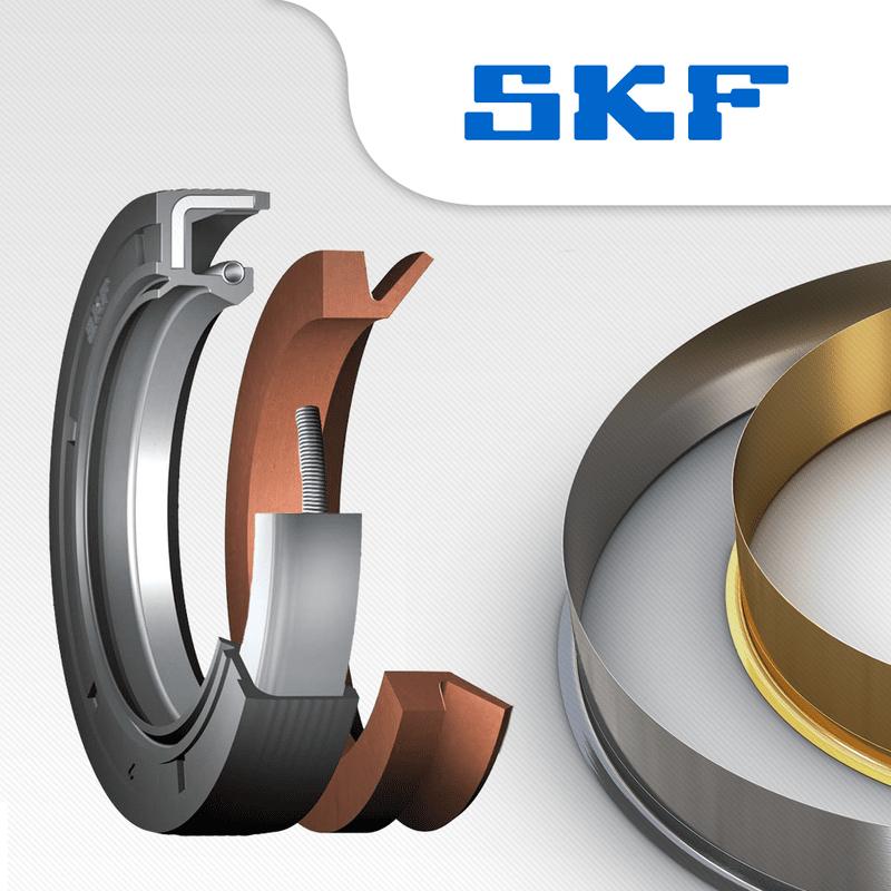 Phớt chặn dầu chịu nhiệt SKF loại HMSA10 V ( bài 2)