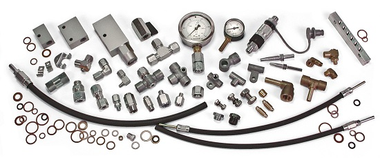 Linh phụ kiện hệ thống bơm mỡ Lincoln - Lincoln  Accessories for  lubrication systems